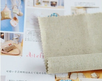 wide soft linen cotton 1yard (55 x 36 inches) 18096