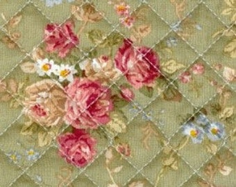 quilted cotton 1yard (43 x 35 inches) 21813