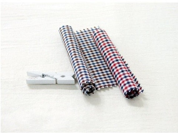 2mm check cotton 1yard (44 x 36 inches) 9270