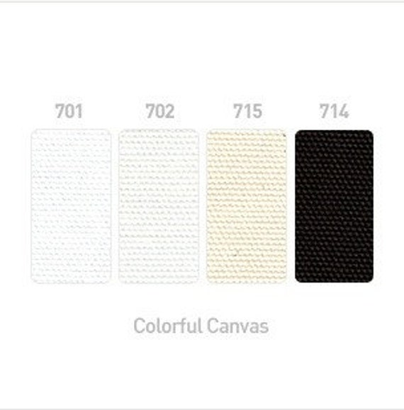 wide solid canvas by the yard (width 59 inches) 10123