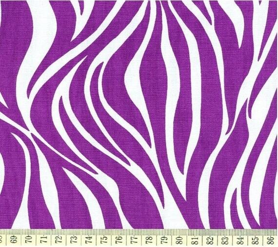 zebra oxford 1yard (44 x 36 inches) 20227