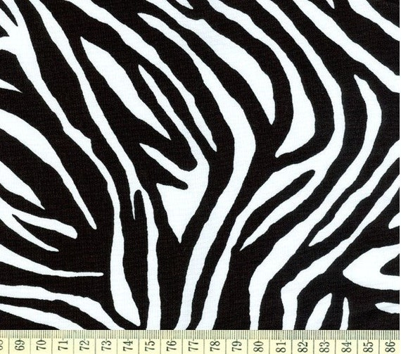 zebra oxford by the yard (width 44  inches) 20226