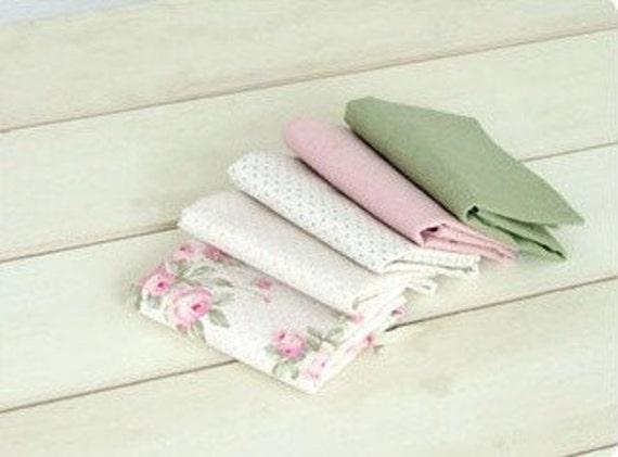 linen cotton package (5EA) 9198