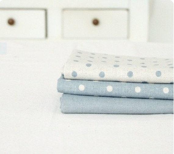 blue linen package (3EA) 9908
