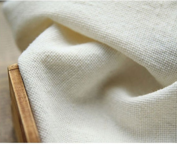 wide washing linen cotton blended 1yard (59 x 36 inches) 25073