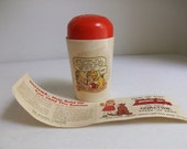 Little Orphan Annie Sandy Ovaltine Shaker Cup Original Paper Ephemera Beetleware