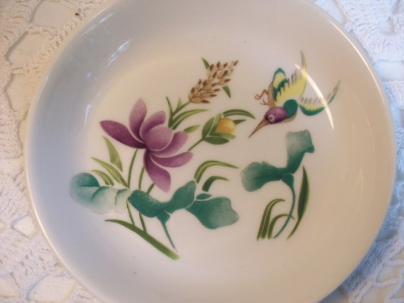 Royal Worcester Floral Berry Bowl
