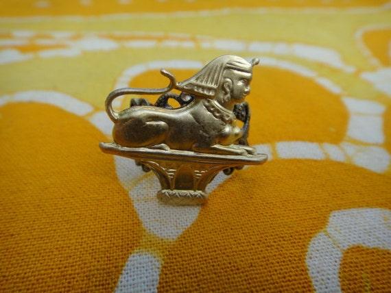 Baby Sphinx Ring