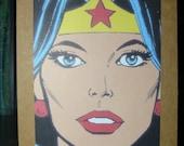 Wonder Woman - Very Serious