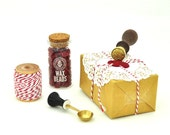 Wax Seal and Bakers Twine Packaging Set - Small