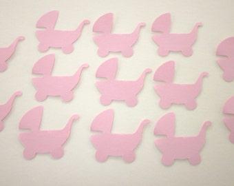 100 Pink Baby Buggies