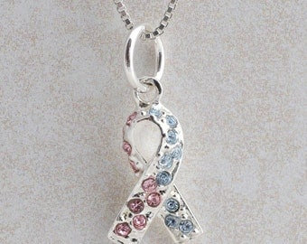 Pregnancy and Infant Loss Awareness Necklace
