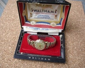 Amazing Vintage Waltham Wristwatch