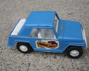 1970 Tootsie Toy- Jeepster