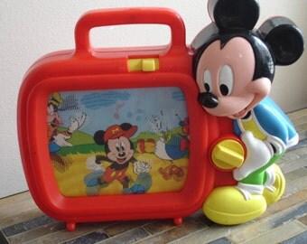 Great Vintage Disney Musical Toy