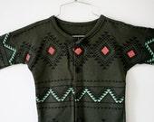 Toddler Boy Girl Sweater 3-4