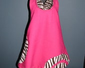 12-24 mos Zebra Mini dress