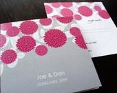 WEDDING INVITATIONS - Bloom
