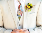 your perfect groom tie