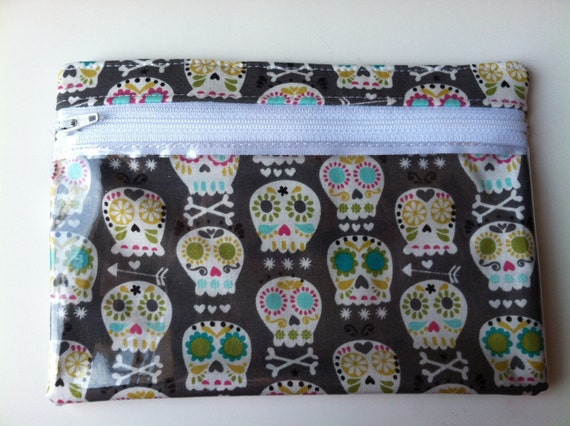 Boo Boo Pouch - First Aid Kit Holder - Vinyl Pouch  - Pouch - Zipper Pouch - Travel Tote -