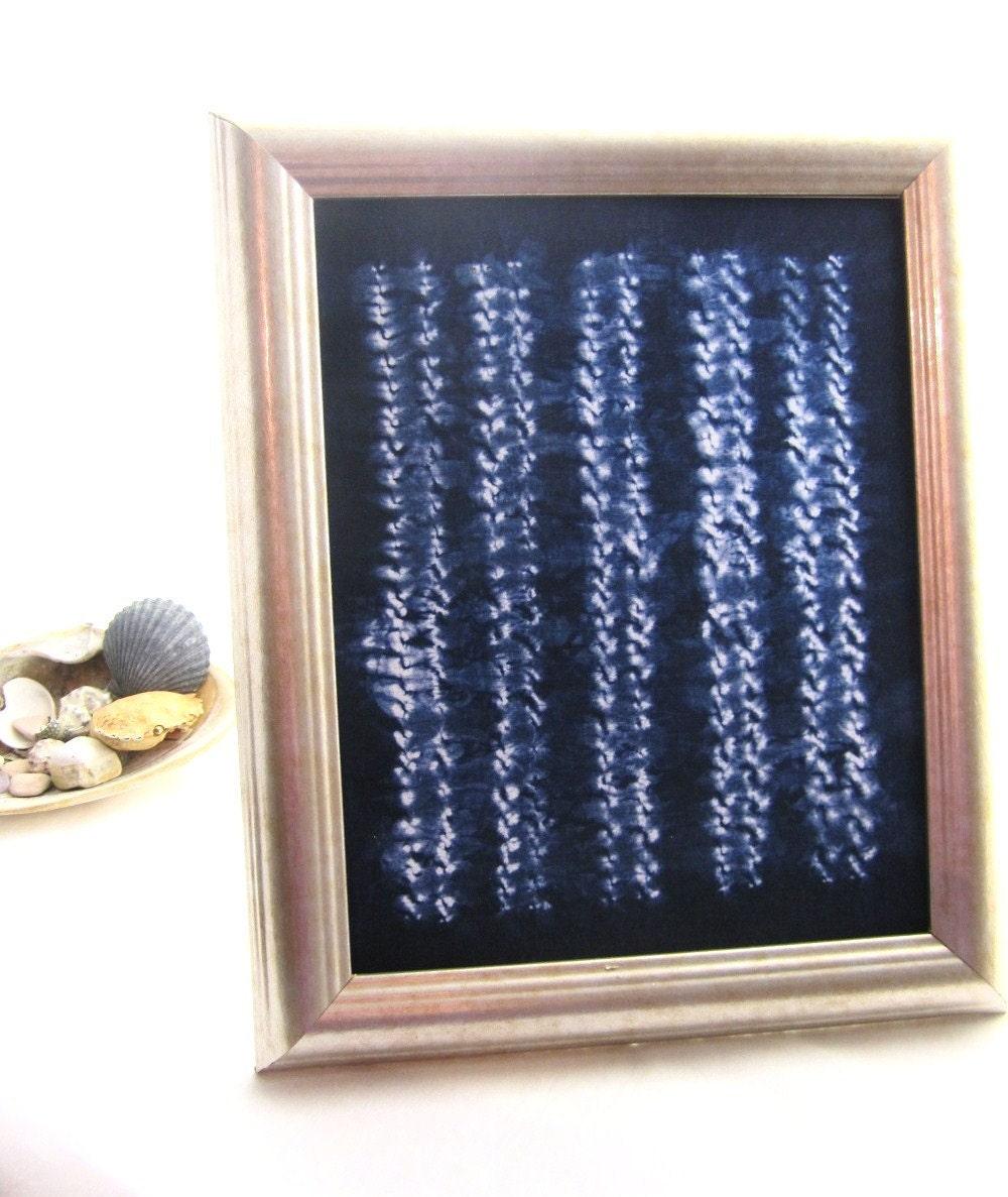 textile art giclee print indigo blue home decor as seen in trend shake 40 indigo home d 233 cor ideas digsdigs