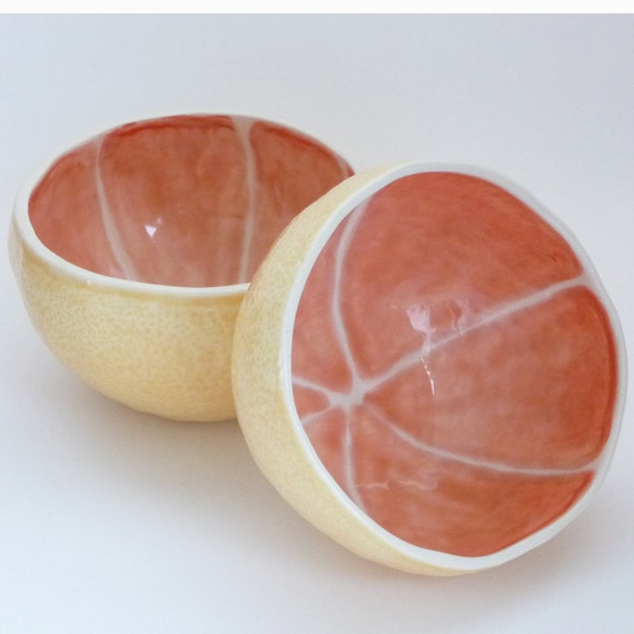 Grapefruit Bowl Set of 4