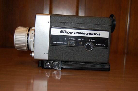Nikon Super 8 Zoom Camera 1967