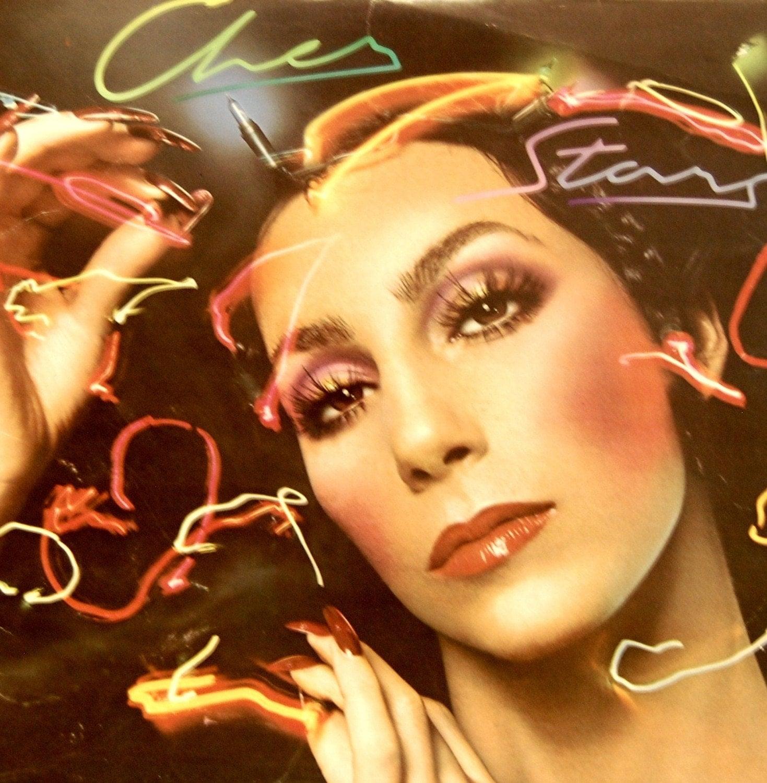 Cher Stars Lp Rare