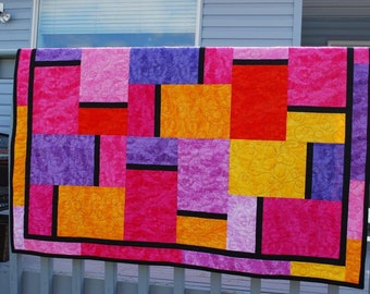 Citrus Punch Quilt