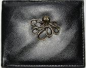 Octopus Wallet in Black