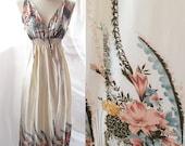 Lady Ophellia Romantic Cream Satin Duchess Heavenly Dream Gown Long Maxi Dress