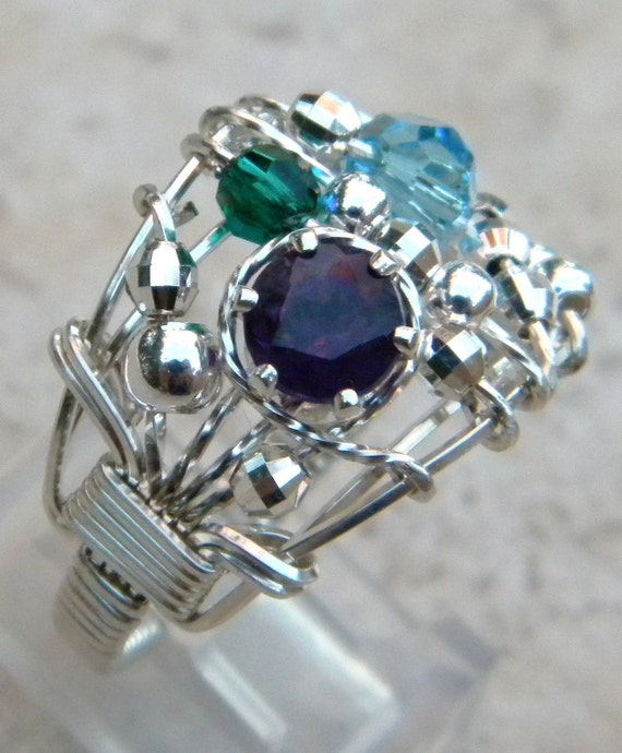 Mothers Ring, mothers ring, mothers day ring,  mother birthstone ring, birthstone rings, birthstone ring for mom, mother ring, moms ring