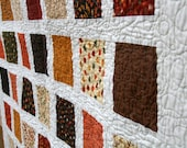 Twin Patchwork Quilt (46x69) in Awesome by Moda