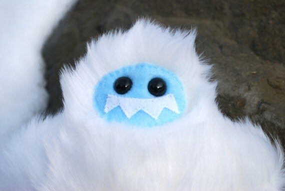 Peeto - Large Yeti Plush