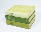 Green Books   /  library collection