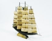 Mod Steer Horn Sailing Ship