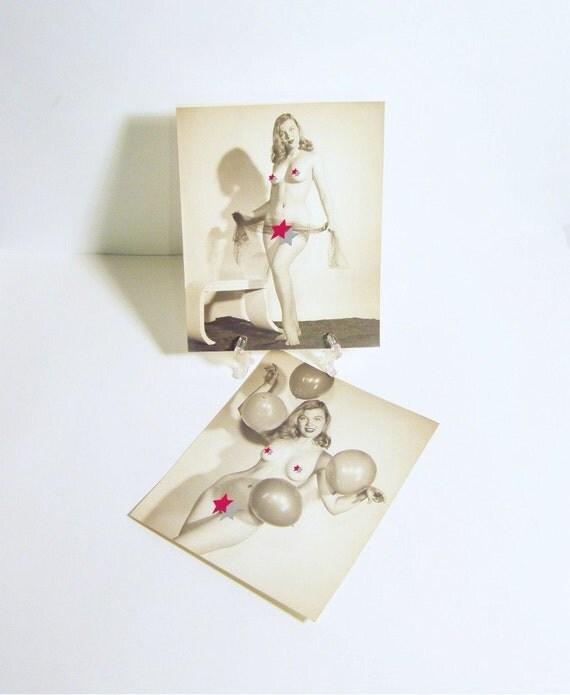 1940s nude pin up photos