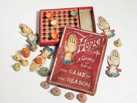 Antique Victorian Game