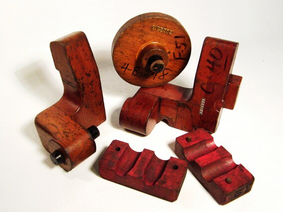 wood Industrial molds