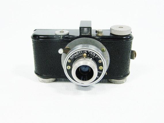 Vintage Spartus Camera