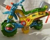 Vintage Teenage Mutant Ninja Turtle Motorcycle