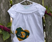 Green Bay Packers GameDay Tees (Size 3T)