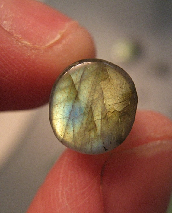 0 gauge labradorite ear plugs by southhillstones on etsy