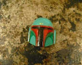 Boba Fett with Carbonited Han Solo magnet set