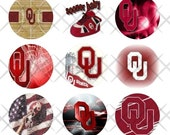 University of Oklahoma Digital Image Collage
