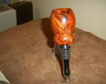 Corckscrew Bottle stopper (made to order)