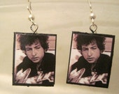 Bob Dylan Earrings