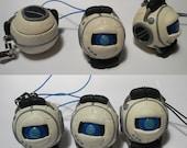 Wheatley Portal 2 Charm