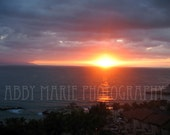 Puerto Vallarta Sunset 2 - Fine Art Photography