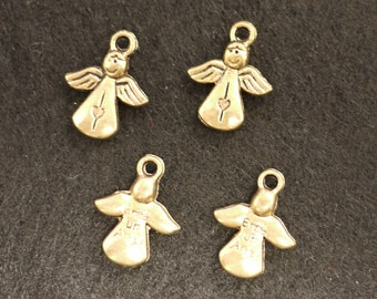 Spanish Made For An Angel Charm Assortment 9x12mm - 10pcs (Z-0005)